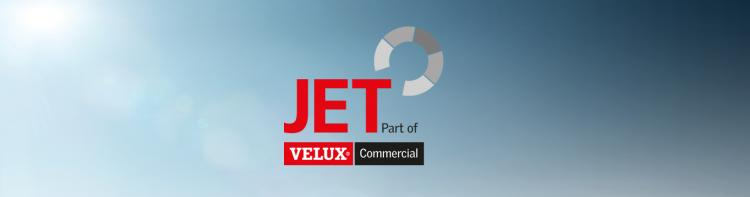 JET-Gruppe – Part of VELUX Commercial schmal